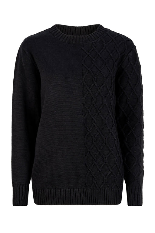 Jamie Knit - Midnight Black