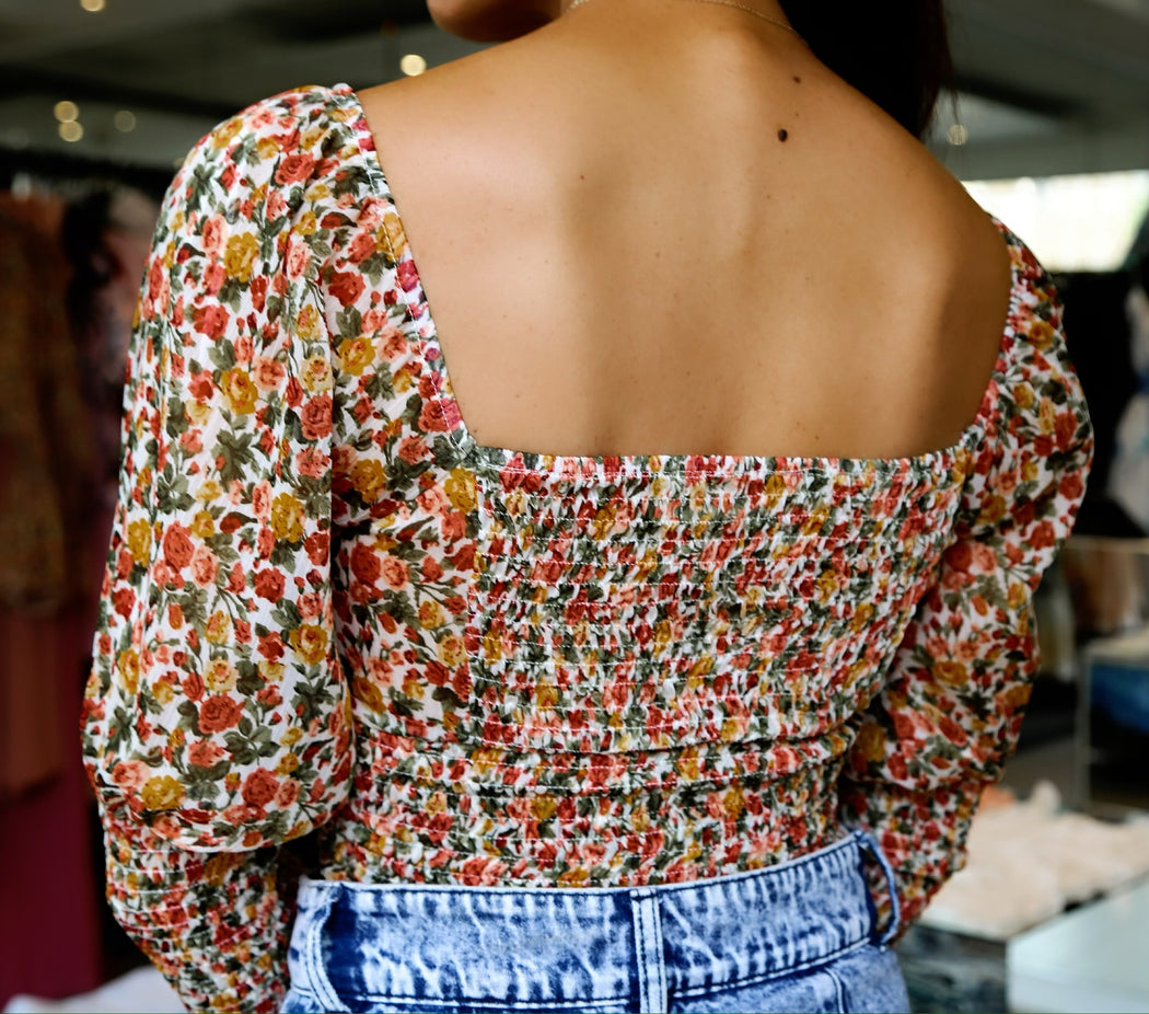 The Monet Top