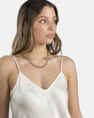 Kitte Magik Necklace - Gold
