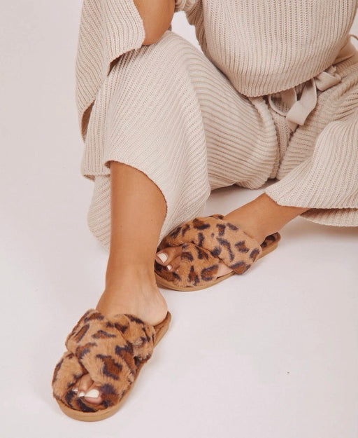 Covid Slippers- Animal