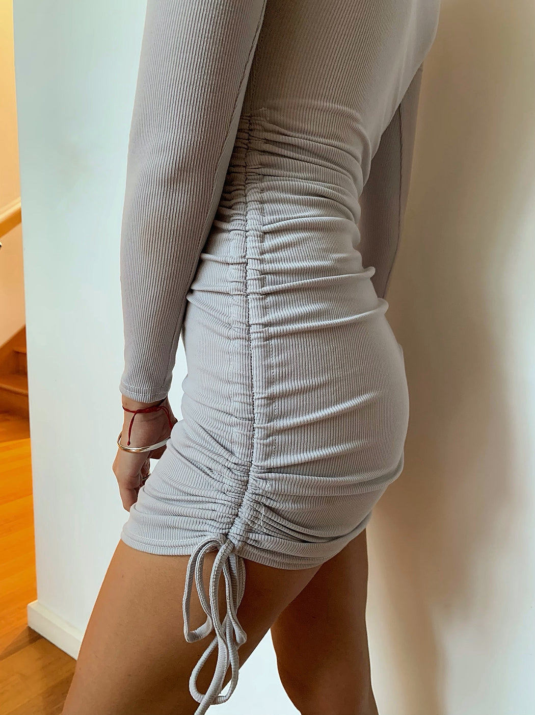Lounge Dress - Dove Grey