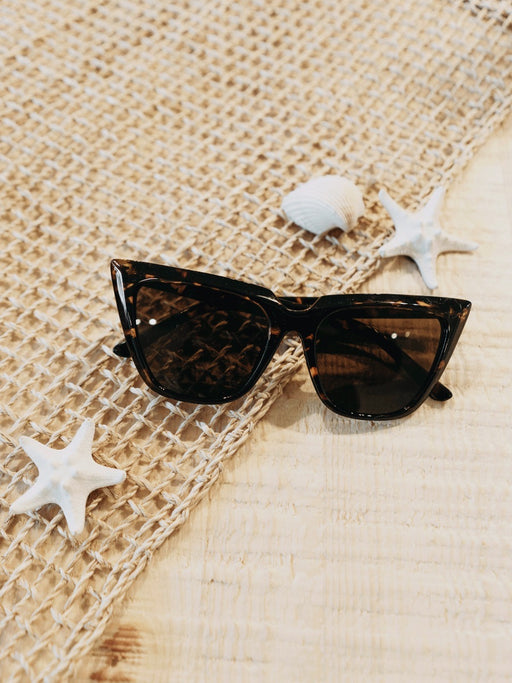 Bella Sunglasses- Tort