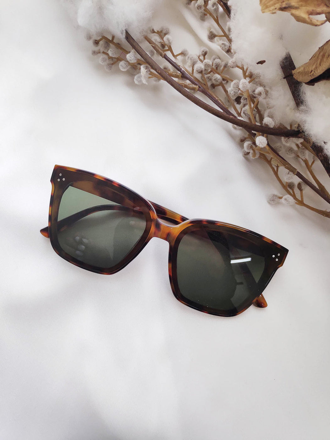 Psalm Sunglasses- Tort