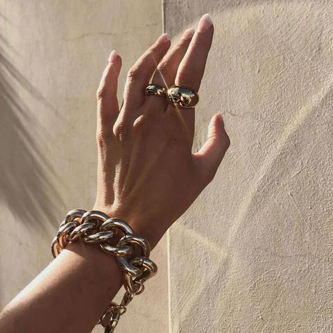 Kitte Connextion Braclet - Gold