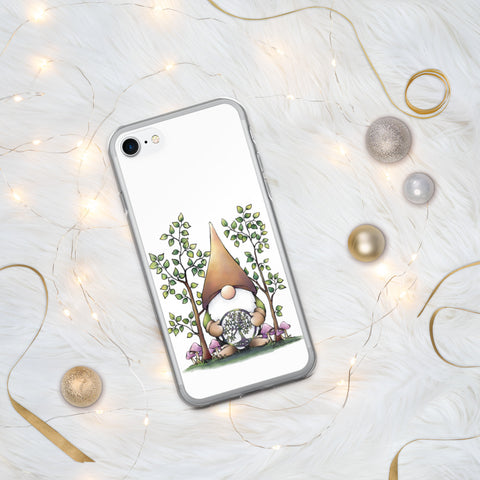 Gnome Tree of Life iPhone Case