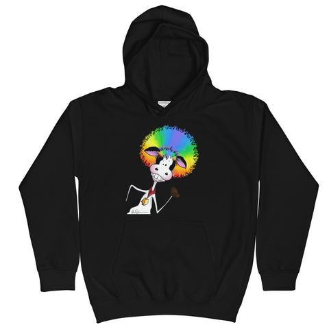 Silly Cow Kid's Hoodie