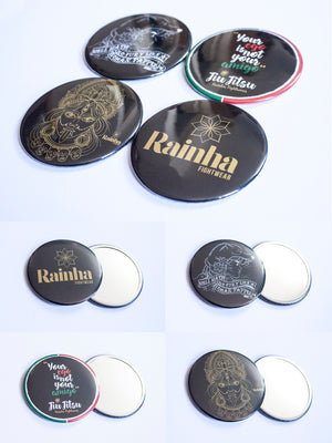 3 inch pocket mirrors