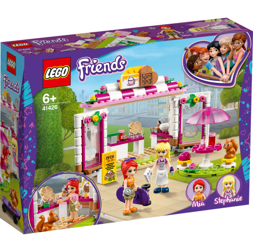 LEGO® Friends Heartlake City Park Cafe 41426