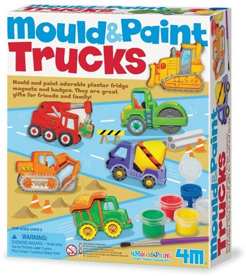 4M - Mould and Paint Trucks