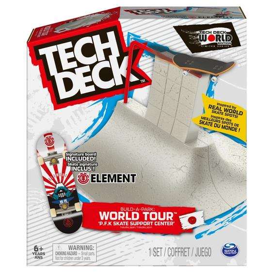 Tech Deck World Tour - Japan
