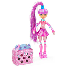 Load image into Gallery viewer, Twisty Girlz Transforming Doll - Glitter Pony