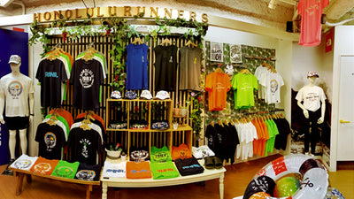 Runners Route has landed at SteP SPORTS in Japan.