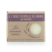 Load image into Gallery viewer, Marseille Soap Lavender Soap  99% Natural Palm Oil Free - 150g