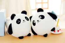 Load image into Gallery viewer, Chubby Panda Plush
