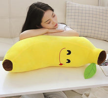 Load image into Gallery viewer, Cute Banana Plush Pillow