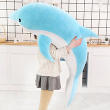 Load image into Gallery viewer, Dolphin Plush