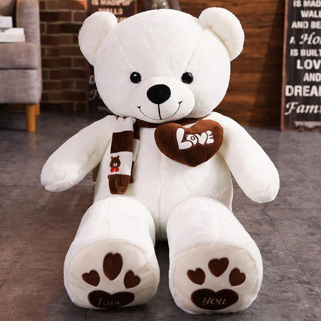 Lovely Bear Plush