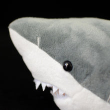 Load image into Gallery viewer, Great White Shark Plush