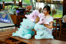 Load image into Gallery viewer, Huggable Dino Plush