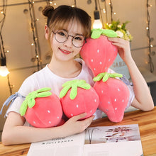 Load image into Gallery viewer, Super cute Strawberry Plush