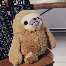 Load image into Gallery viewer, Adorable Sloth Plush