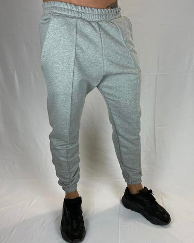 HEAVYWEIGHT SWEATPANTS GREY