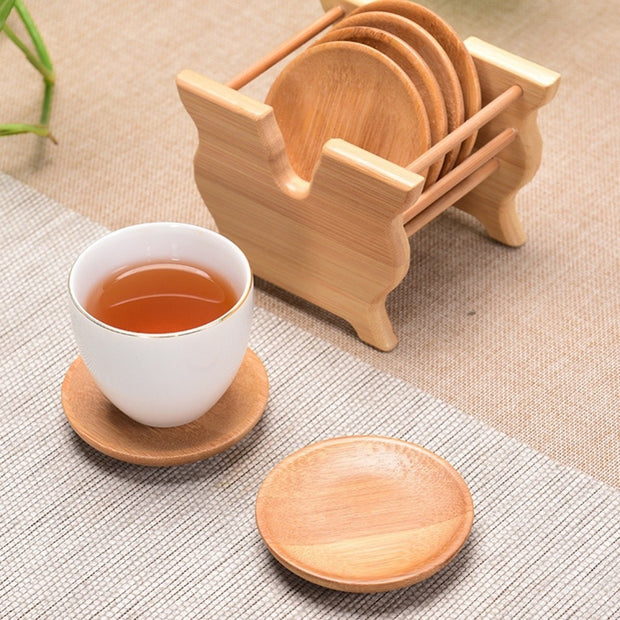 Bamboo Tea Coaster