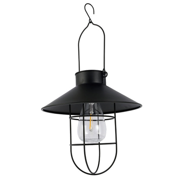Hanging Iron Solar Light