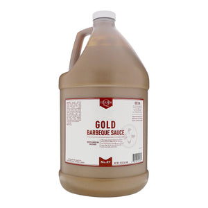 Gold Barbeque Sauce Gallon