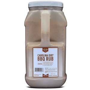 Carolina Dirt BBQ Rub 7.5 lbs.