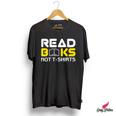 READ BOOKS NOT T-SHIRTS FOR MEN