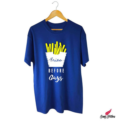 FRIES LOVERS T-SHIRTS FOR MEN | WOMEN
