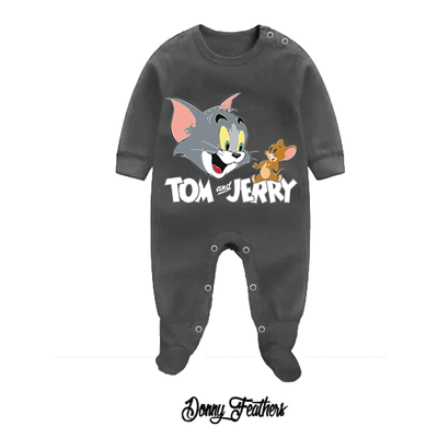 Tom and Jerry BodySuit