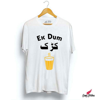 EK DUM KARAK T-SHIRTS FOR MEN | WOMEN