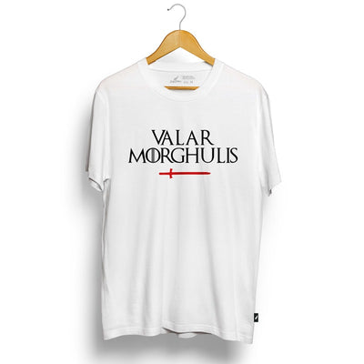 VALAR MORGHULIS GAME OF THRONES T-SHIRTS ONLINE IN PAKISTAN