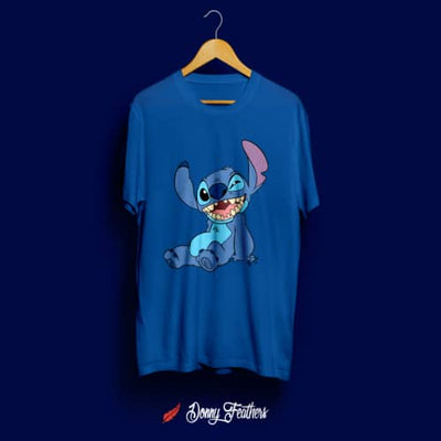 STITCH LILO CARTOON T-SHIRT