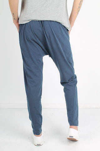 Silent Theory Fluid Pants Ink Blue