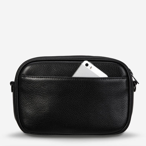Status Anxiety Plunder Bag In Black