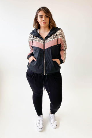 All About Eve Distinct Spray Jacket Multi
