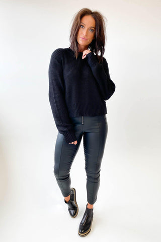 All About Eve Original Knit Black