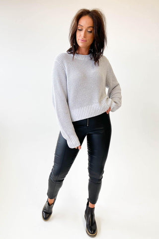All About Eve Original Knit Grey Marle