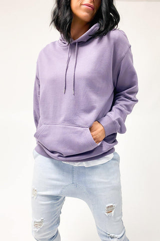 As Colour Premium Hood Mauve