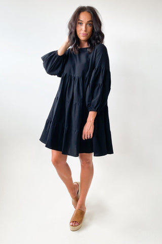 Bagira Lulu Locco Dress Black