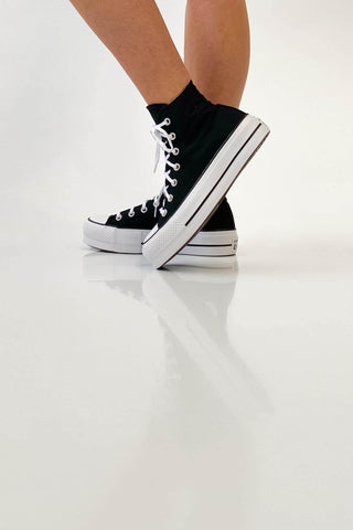 Converse Chuck Taylor All Star Lift High Black