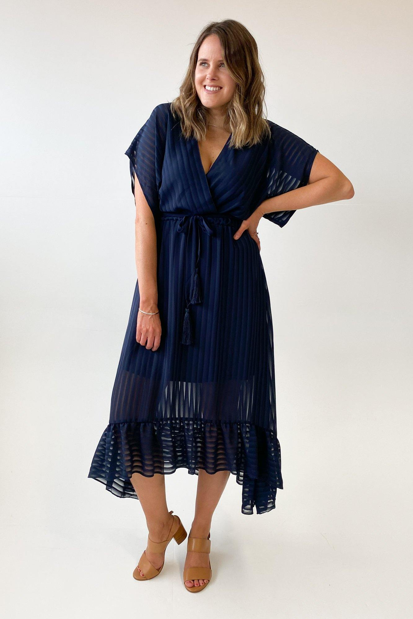 Fate Now Voyage Dress Marine