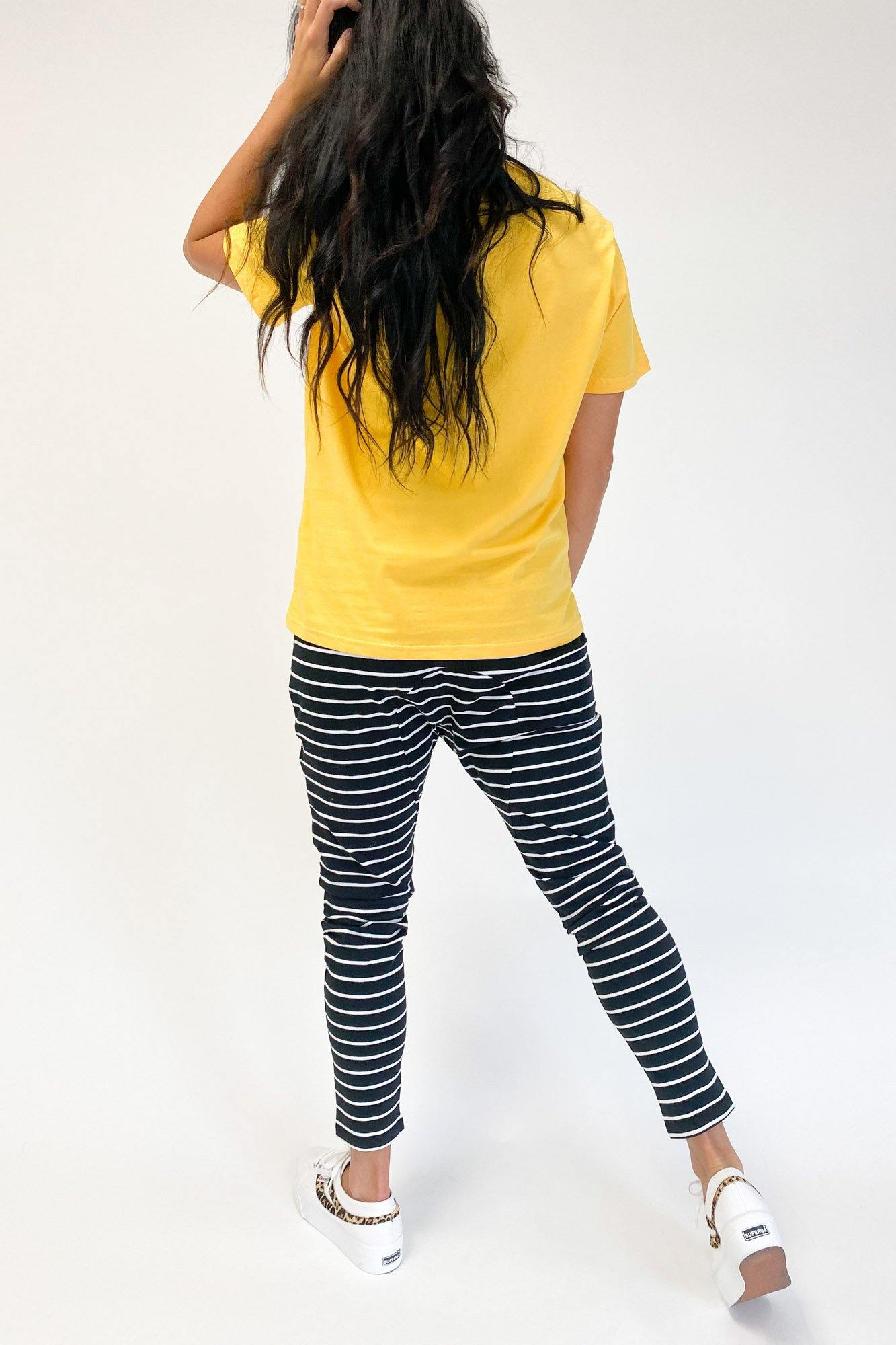 AS Colour Maple Tee Yellow (2for40)
