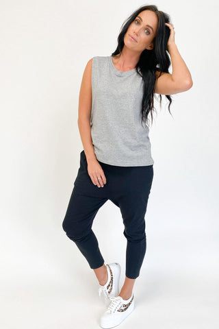 AS Colour Brooklyn Tank Grey Marle (2for40)