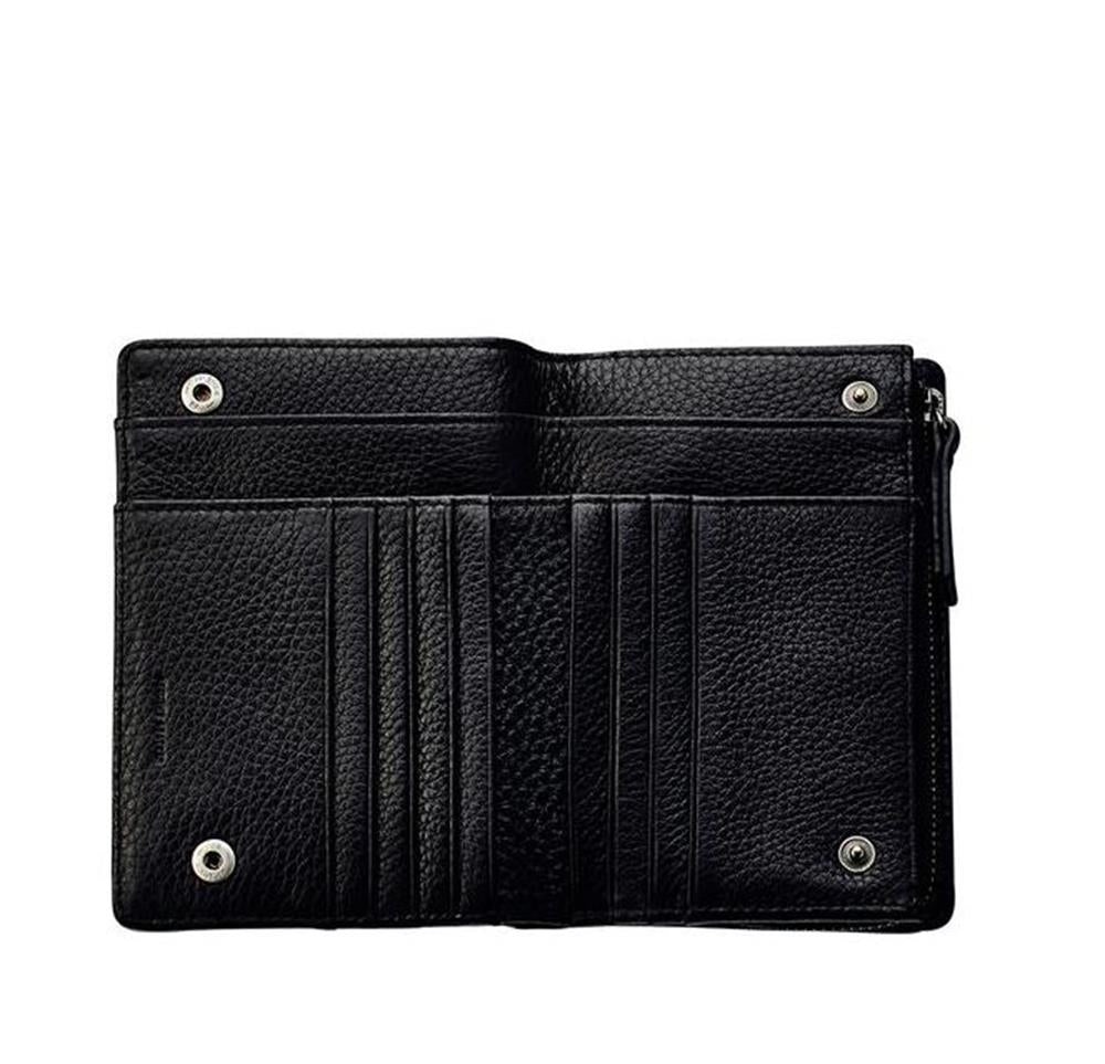 Status Anxiety Insurgency Wallet Black