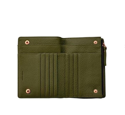 STATUS ANXIETY INSURGENCY WALLET KHAKI