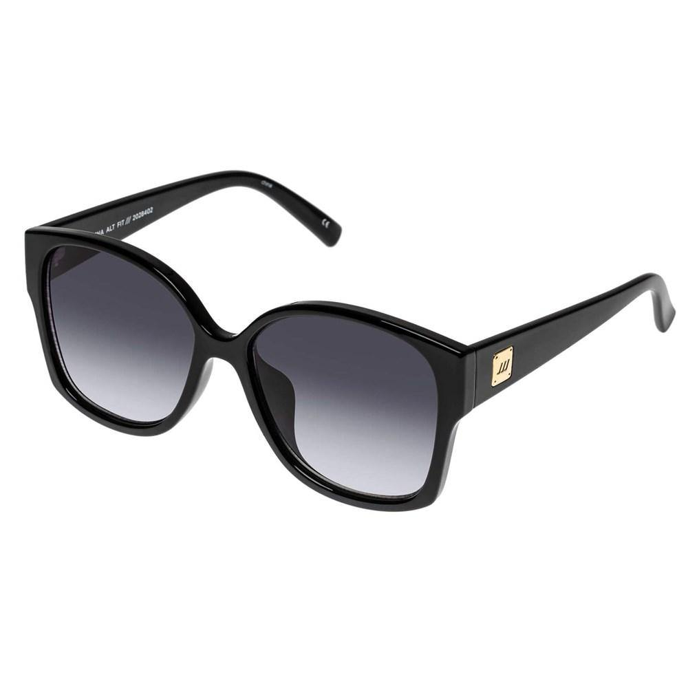 Le Specs Athena Alt Fit Black - Shine On